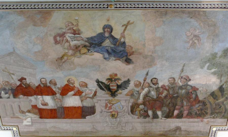Radio Roma Libera - I presunti meriti di Lutero