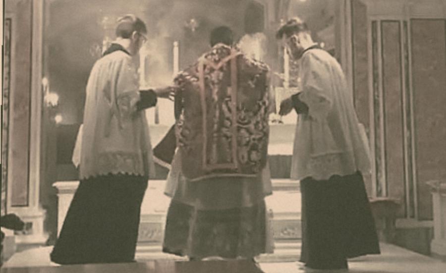 Radio Roma Libera - Cattolicesimo e protestantesimo nei riti stessi: l'Offertorio