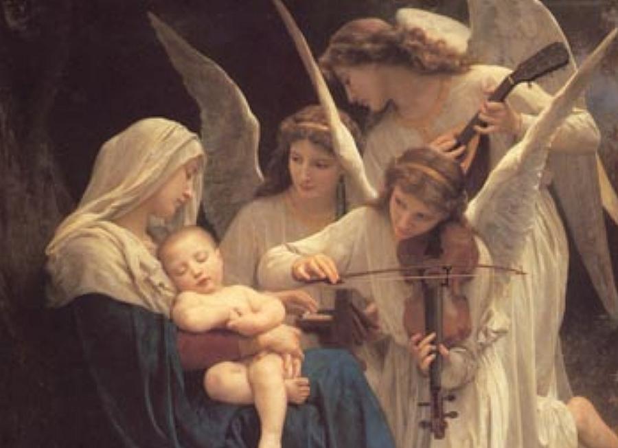 I quattro tipi di preghiera vocale: l'Adorazione